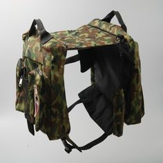 Soldier Pet Wander Pack Dog's Backpack for 35 to 95 Pounds Dog - http://www.thepuppy.org/soldier-pet-wander-pack-dogs-backpack-for-35-to-95-pounds-dog/