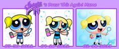 Meme: Draw This Again! Bubbles and Bubbles by Jerimin19.deviantart.com on @deviantART