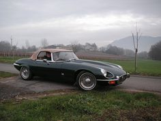 '73 Jaguar E-Type Series III