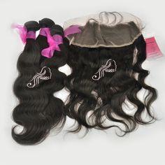 Cheap bundles of peruvian hair body wave and 13x4 lace frontal mixed natural color 100% virgin human hair weaves free shipping $182.65 - 310.55
