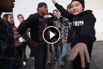 #RapBattle Roundhouse Kick KO #fight