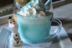 Le chocolat chaud de La Reine des Neiges et Olaf!
