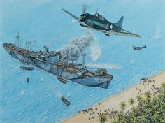 Last Japanese grasp at Guadalcanal, WWII