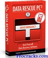 Data Rescue PC3 Serial number Keygen Crack download