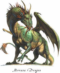 Dragons golore