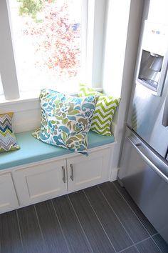 window seat-kids room or loft