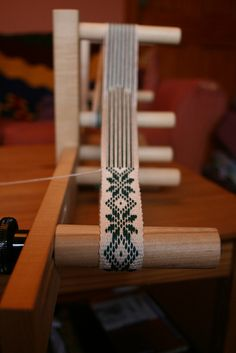 inkle weaving-- beautiful!
