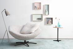 Met een unieke samenwerking bieden DESSO en LABEL volop inspiratie voor het interieur. Samen brengen ze drie verschillende actuele stijlen in beeld: Noorderlicht, Retro-Chic en Stoer.  Hier te zien: Noorderlicht