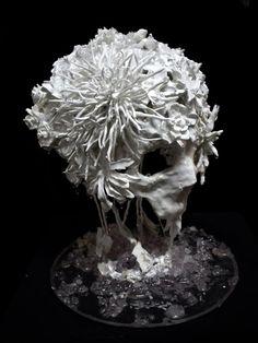 """Flower of Skull002 """"華髑髏002"""""""