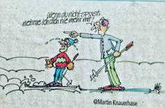Wenn du nicht spurst ... die Zweideutigkeit der deutschen Sprache  #Deutsch #Sprache #Lustig #Comic #Witze #Cartoon