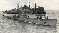 USS Icefish (SS 367)