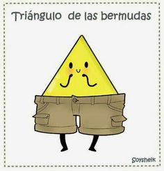 Triángulo de las bermudas.