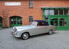 1962 Mercedes-Benz Ponton - 220 SE Cabrio - Einspritzer | Classic Driver Market