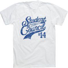 Student Council StuCo High School Athletic High School T-shirts (Diy School Shirts) School Clubs, School Shirts, High School, School Reunion, Custom T, Custom Shirts, Student Council Shirts, National Junior Honor Society, Student Leadership