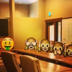 Learn to avoid monkey business in the boardroom #ethical #corporate #CorporateResponsibility