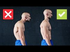 Improve Your Posture | 3 Exercises Only! - YouTube