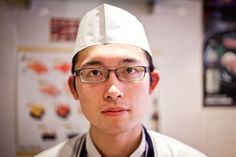 J is for Japan - London Food Portrait from Eating London A to Z
