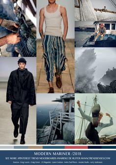 MODERN MARINER / TREND - 2018/2019 - Marieke de Ruiter - #www.trendsenses.com