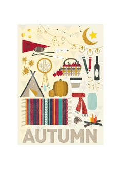 4 Seasons : Autumn at Minted