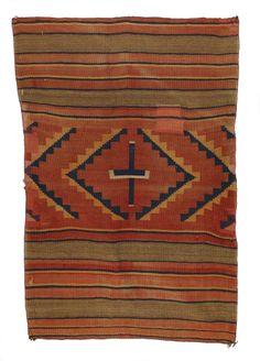 Early Navajo Blanket