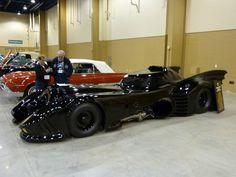 Batmobile Batman Returns Movie Car