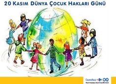 #20Kasım #Dünya #Çocuk #Hakları #Günü #Kutlu #Olsun !