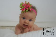 Little Pea Bows {wholesale}