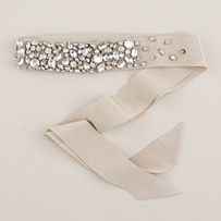 should I make this to wear with my dress rehearsal dress?  maybe a colored ribbon to match my fiance?? @Emily Schoenfeld Steffen @Danielle Lampert Benson