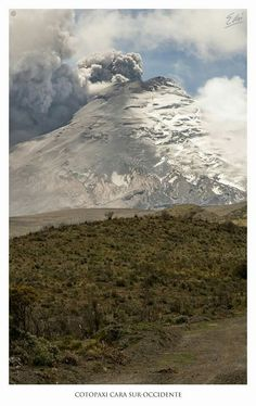 Volcán Cotopaxi en Cantón Quito, Pichincha