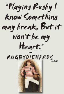 rugby die hards