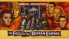 "1963....."" LA CHUTE DE L'EMPIRE ROMAIN "".......SOURCE BING IMAGES........."