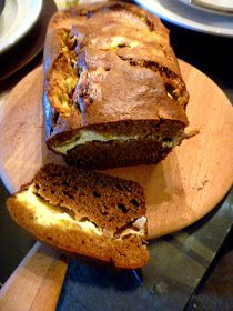 Slice of Southern: Layered Pumpkin Bread