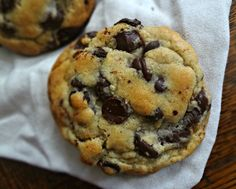 The Cooking Actress: The New York Times Best Chocolate Chip Cookie Recipe (another recipe of this with link to make cake flour and awesome pics)