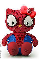 Hello Kitty Spidey