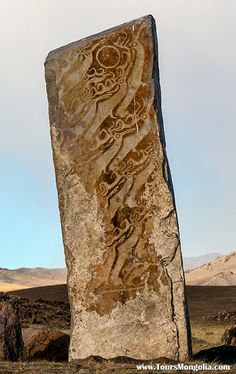 Bronze Age cultural complex site with deer stones at Uushgiin Uvur, Khuvsgul Province, Mongolia Ancient Egyptian Art, Ancient Aliens, Ancient History, European History, Ancient Greece, American History, Ancient Mysteries, Ancient Artifacts, Site Archéologique