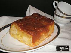 Cake de manzana - http://www.mycookrecetas.com/cake-de-manzana/
