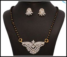 Mangalsutra is considered as the symbol of marriage in India. The word mangalsutra is derived from sankrit word 'mangal' which means holy and 'sutra' meaning thread. The tradition of tying mangalsutra is followed among almost all the communities