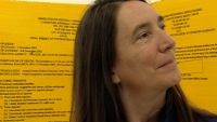 """Jenny Holzer: """"For 7 World Trade"""" and """"Redaction Paintings""""   ART21"""