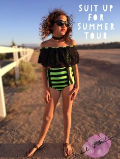 Suit up for summer blog tour peach beach swim set PDF sewing pattern by lil luxe collection modified and sewn by rebel and malice Fear Of Work, Swim Sets, Pdf Sewing Patterns, Rebel, Peach, Suits, Summer, Blog, Shopping
