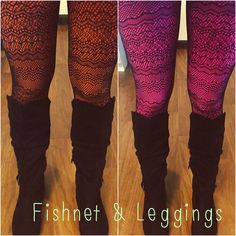 090a2ee750a  lularoe  fishnets add a little style to your solid color leggings! Come on
