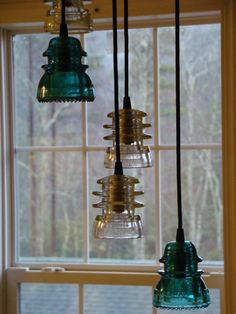 Hey, I found this really awesome Etsy listing at https://www.etsy.com/listing/175539020/insulator-light