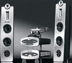 Pagani Audio Speakers
