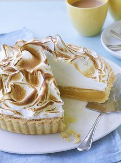 Make a foolproof lemon curd for a faultless lemon meringue pie. Rosemary Schrager won't let you down. Lemon Meringue Pie, Lemon Curd, Lemon Sugar, Pie Recipes, Sweet Recipes, Baking Recipes, Sweet Pie, Bakery, Sweet Treats
