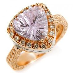 Jewellery: Diamond ring