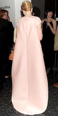Cate Blanchett in Balenciaga by Nicolas Ghesquiere
