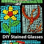 DIY+Stained+Glasses