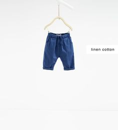Image 1 of Basic trousers from Zara