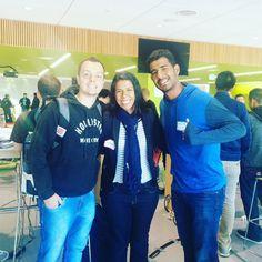 Hackathon iOT Samsung! #agritech #iot #smartthings by fheraraujo