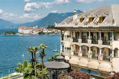 8 Hotels Ideas Hotel Grand Hotel Stresa Italy