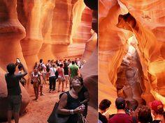 Antelope Canyon: het juweeltje van Arizona!